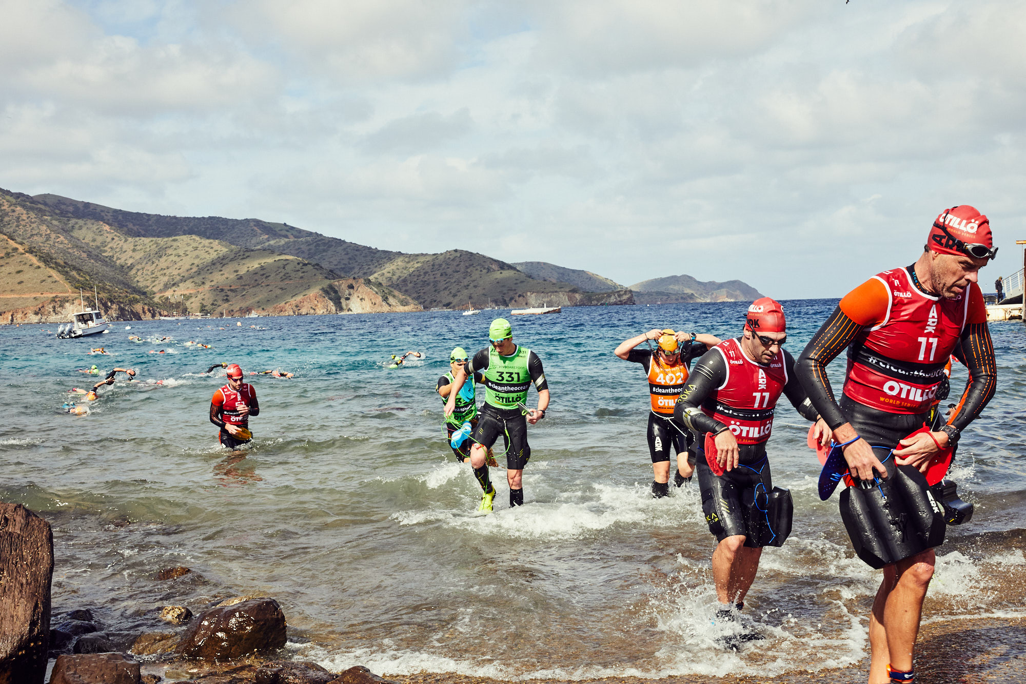 Otillo SWIMRUN Catalina